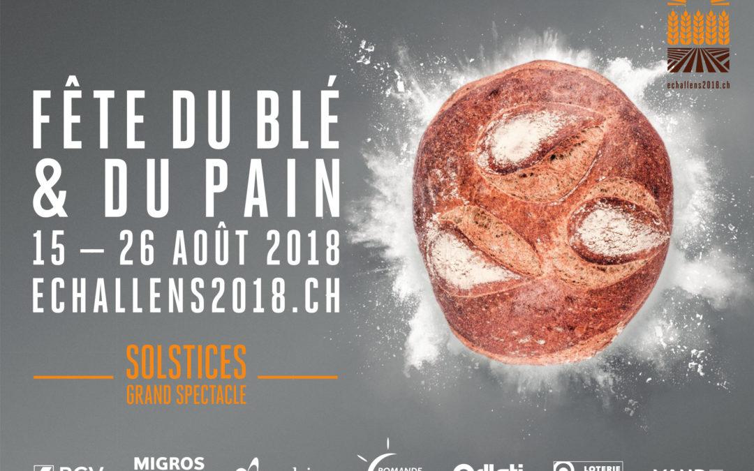 Dans la vie du bourg : la Fête du Blé et du Pain 2018