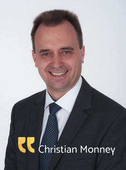 Découvrez Christian Monney